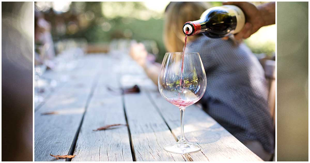 red wine boost your fertility