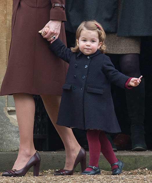 princess charlotte's best looks