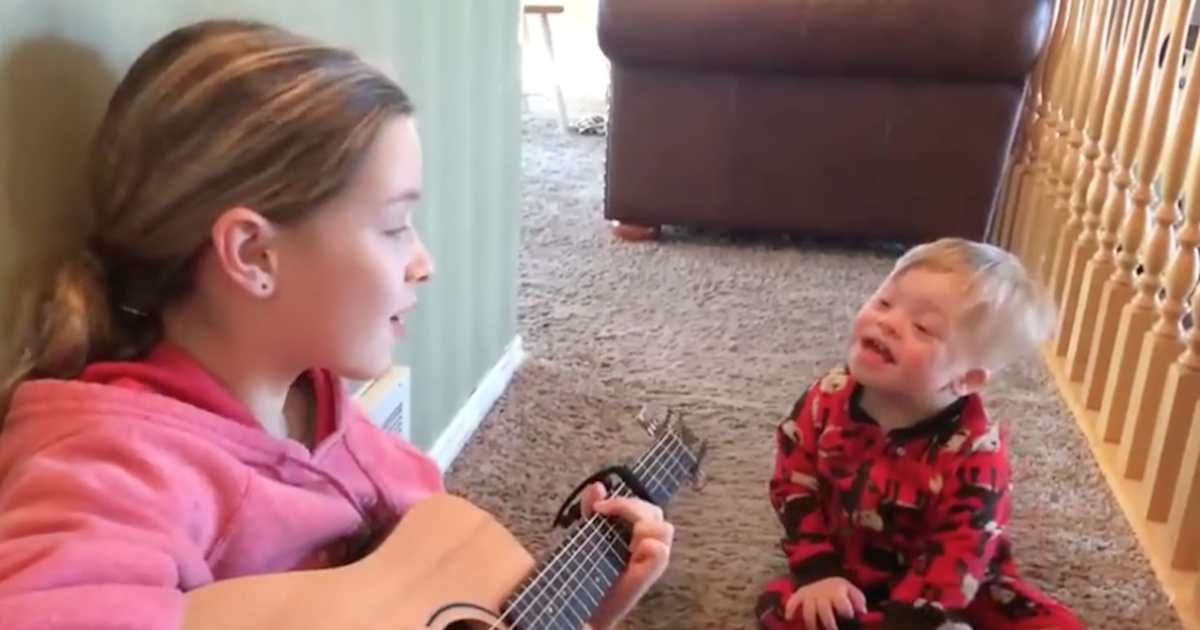 child down syndrome sings